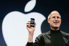 アップル社のロゴマークのリンゴはなぜ一口かじられているのか!?その本当の理由は…