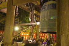 「除夜の鐘」を禁止するお寺が相次ぐことに寂しさを感じる・・・