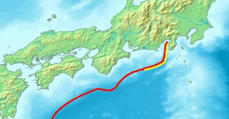 南海トラフ巨大地震の 緊急地震速報 (再現シミュレーション) が怖すぎる・・・。